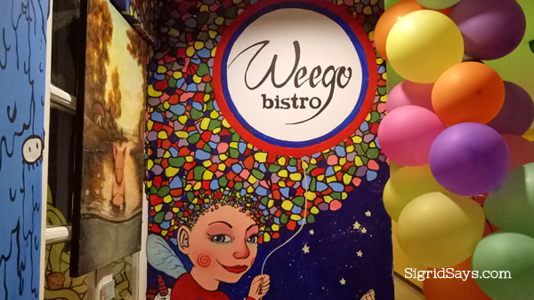 WEEGO Bistro | Mix of Bacolod Art, Food, Culture