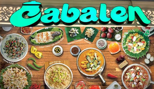 Kapampangan cuisine at Cabalen Eat All You Can Eat All You Want