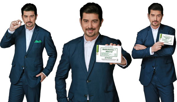 IAN VENERACION Advocates Health and CONZACE