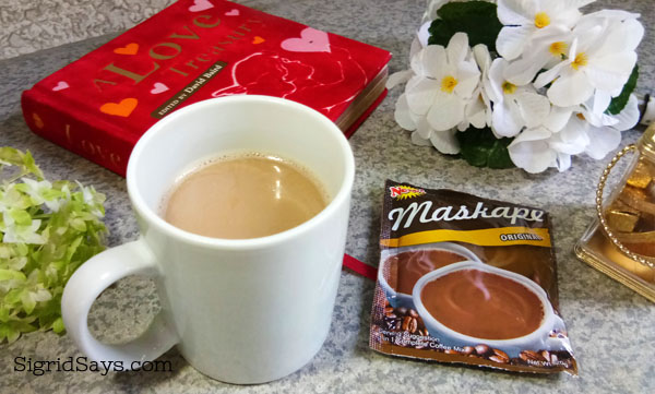 Maskape 3in1 coffee