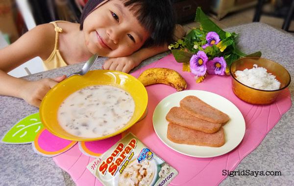 MAS SOUP SARAP Instant Soup