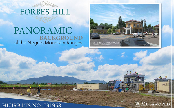 Megaworld - Forbes Hill panorama