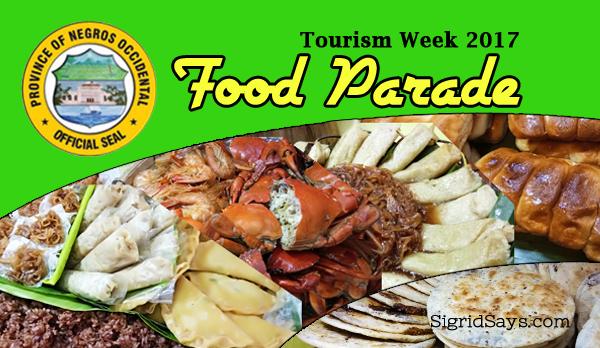 Negros Occidental food parade