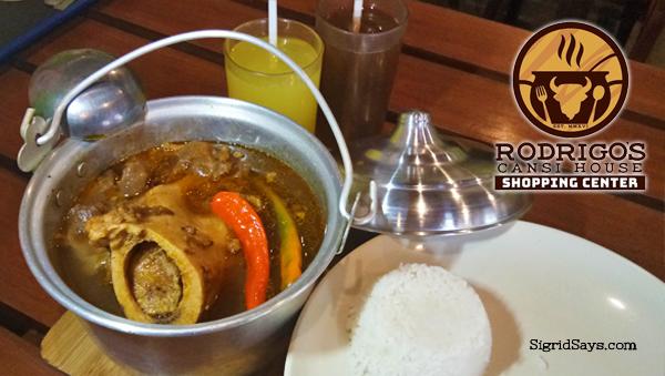 Rodrigo's Cansi House - Bacolod restaurant -