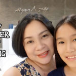 Girly Bonding at Alquin Lagaña Salon Bacolod