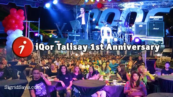 iQor Talisay 1st Anniversary