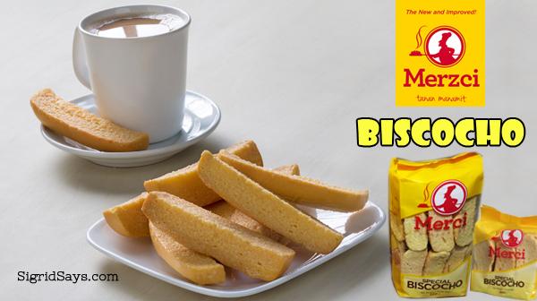 Bacolod pasalubong - Merzci pasalubong Biscocho cover