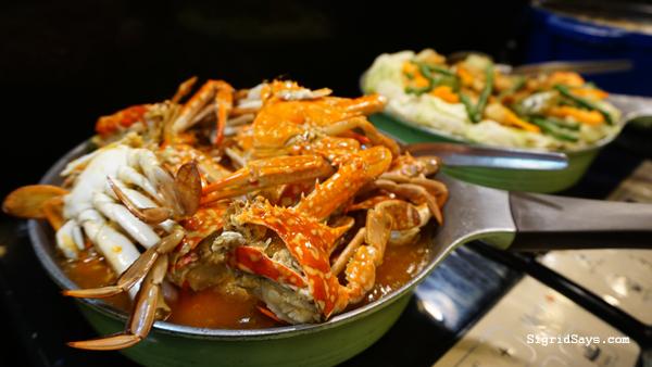Hometown Iloilo Buffet by Freska - Iloilo Restaurant - crabs