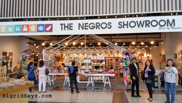 The Negros Showroom at SM Bacolod