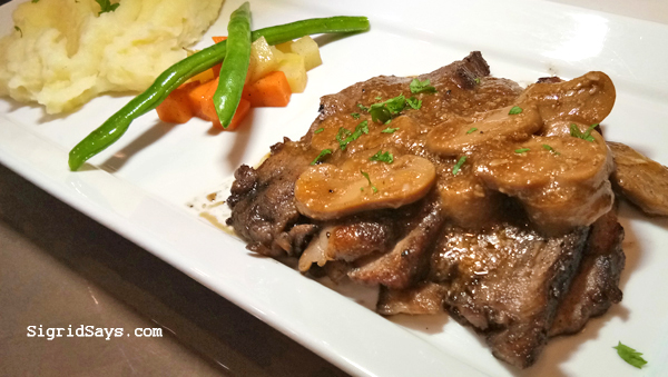 Felicia's Lacson: Great Meals, Coffee, Desserts