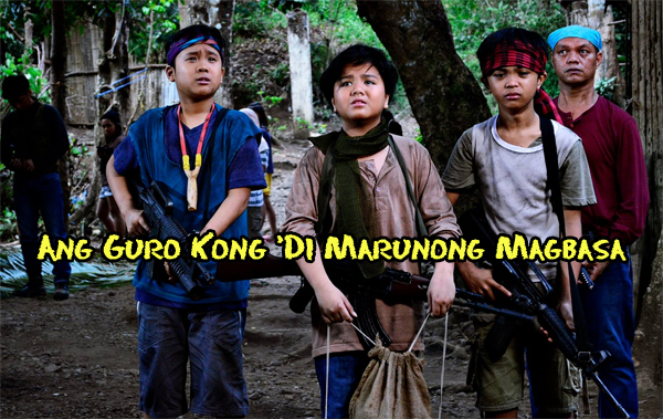 Pinoy Child Warriors Dramatized on Film