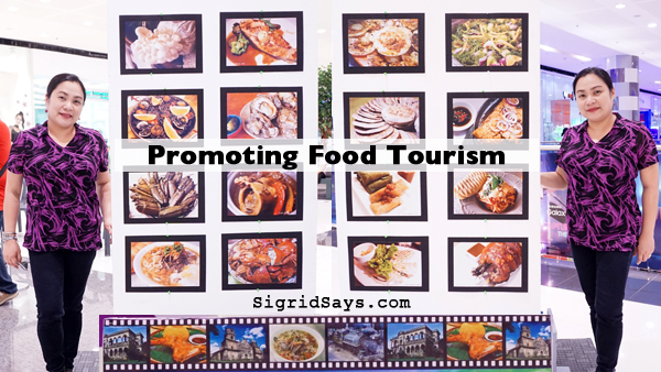 Food Tourism in a Photo Exhibit
