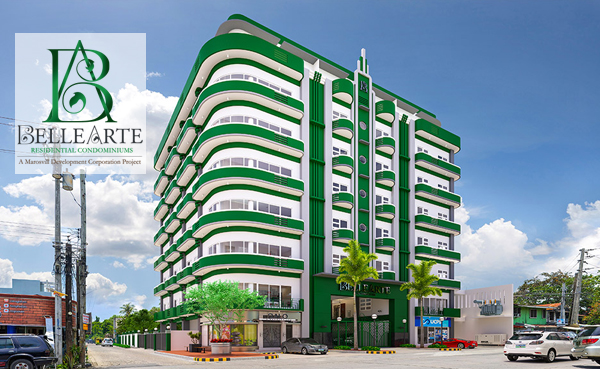 Belle Arte Residential Condominiums Bacolod
