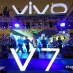 Vivo V7 – A Great Travel Phone