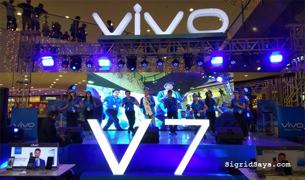 Vivo V7 Philippines launched in Bacolod