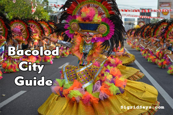 Bacolod City Guide - MassKara Festival