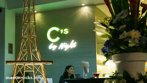 Cs by Night Cafe at L'Fisher Hotel Bacolod