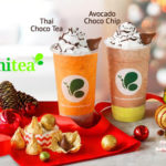 Serenitea holiday flavors