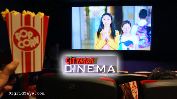CityMall Cinema Opens in Victorias and Bacolod
