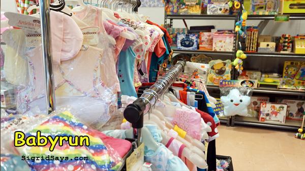 Babyrun – Baby Needs Store Bacolod