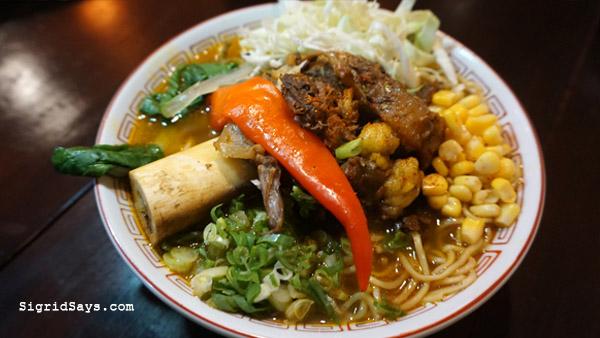 Cansi Ramen - Bacolod restaurants - Izumi Japanese Kitchen
