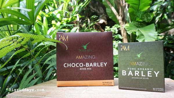 barley grass - Iamworldwide - health benefits of barley