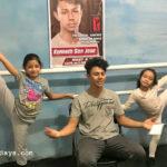 Kenneth San Jose Dance Workshops in Bacolod