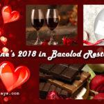 Bacolod Restaurants Valentine Promos