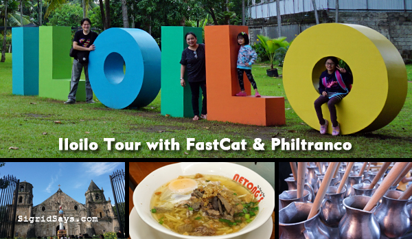 Exploring Iloilo in a Day with FastCat