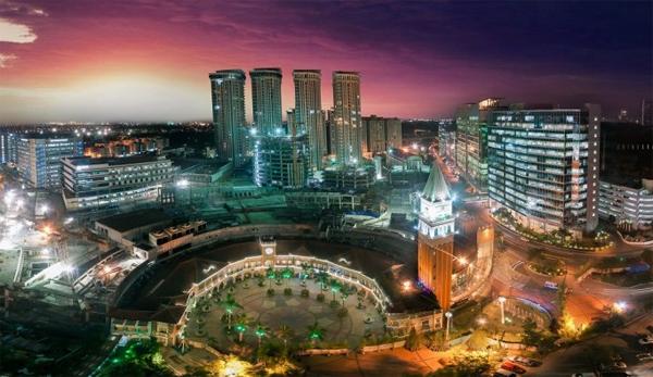 Megaworld iTownships - Philippine real estate