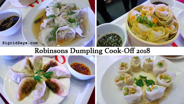 Chinese New Year pork dumplings recipe