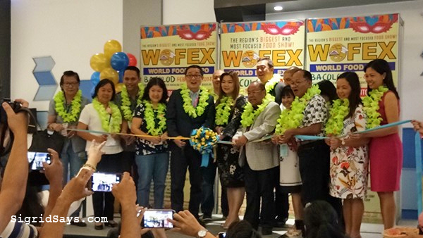 WOFEX Bacolod Boosts Food Tourism
