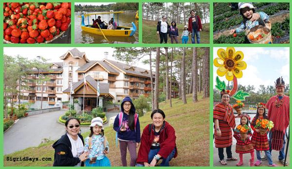 Baguio City: DIY Family Trip