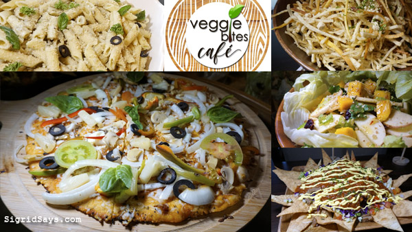 Veggie Bites Cafe - Bacolod restaurants