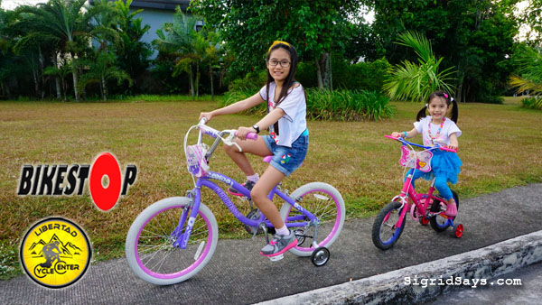 Bacolod bike shop - Libertad Cycle Center - Bikestop Cycle - new bike - kiddie bikes