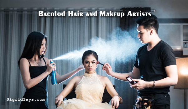 Top Bacolod Hair and Makeup Artists for Different Occasions