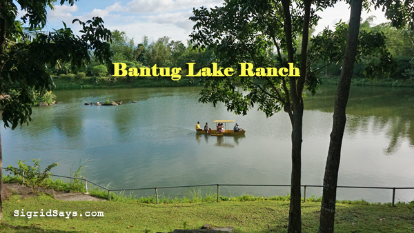 Bantug Lake Ranch - Bacolod attractions