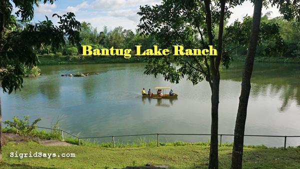 Bantug Lake Ranch - Bacolod attractions