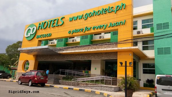 Go Hotels Bacolod Standard Room Family Stay