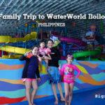 WaterWorld Iloilo Family Trip