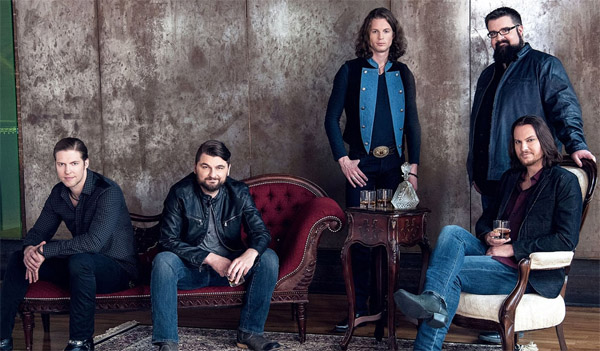 Home Free - country music - all male American band