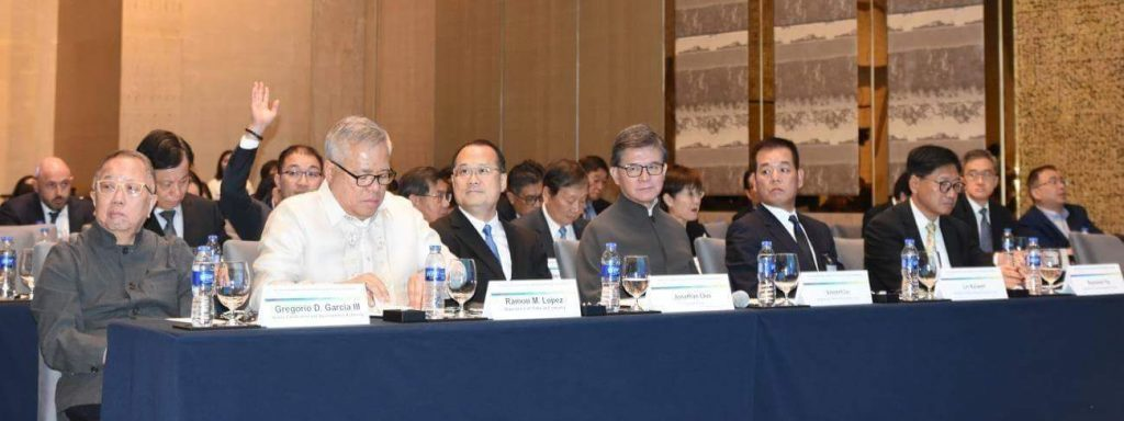 Hong Kong-Shanghai Delegates Visit the Philippines for Possible Collaboration for the Belt and Road Initiative