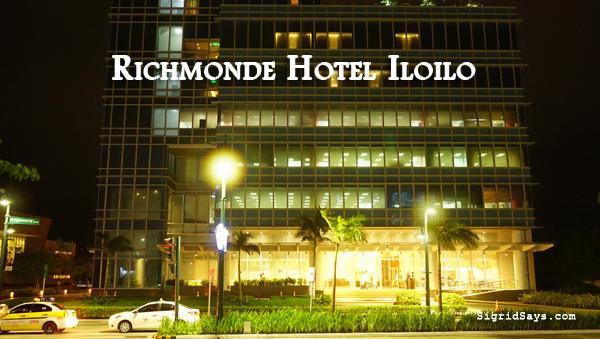 Richmonde Hotel Iloilo - Iloilo hotel - family travel - Philippines