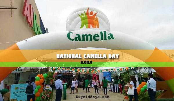 National Camella Day 2018 in Iloilo