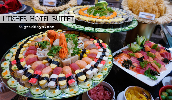 L'Fisher Hotel Buffet Level Up