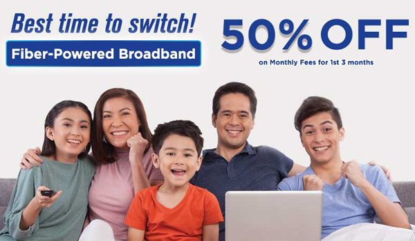 Sky Fiber Broadband Offers Discounted Rates
