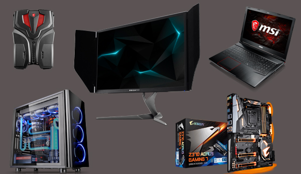 Taiwan Excellence Gaming Rigs: Unleash Your Inner Champ