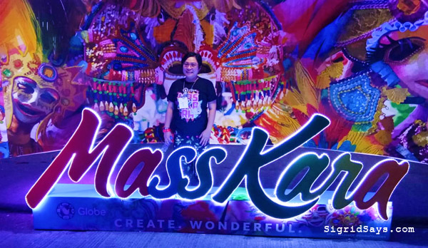 Globe MassKara Made MassKara Festival More Exciting