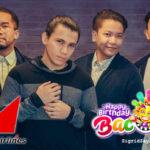 Free Spongecola Concert for Bacolod MassKara Festival Opening 2018