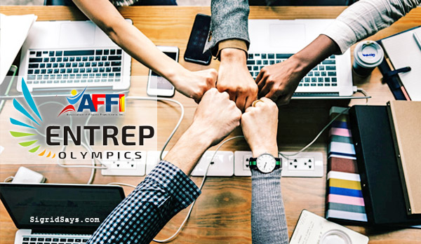 Join the AFFI EntrepOlympics © for Youth Empowerment